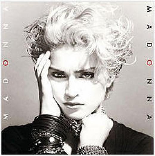 Madonna's first- 1983