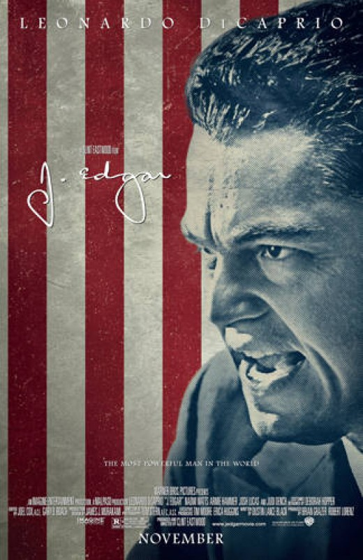 J. Edgar, the Movie Poster