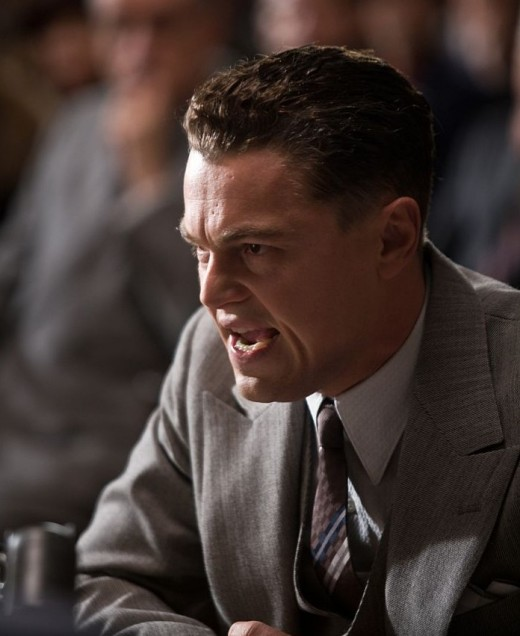 Leonardo - Convincing as Hoover... But