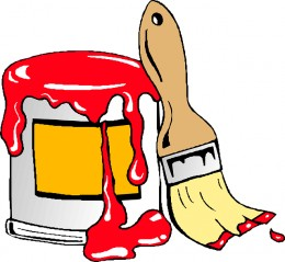 A wet paint brush or roller doesn't need to be washed when you stop painting for a few hours, or even overnight.