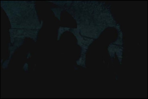 The Underground Shadow Figures