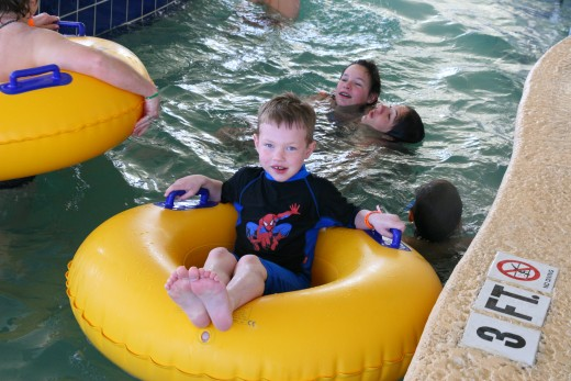 Many Myrtle Beach hotels and condominium rentals offer pools, lazy rivers, and other water activities for families.