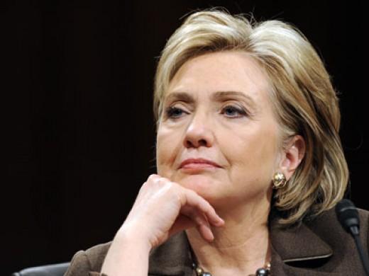 Secretary of State - Hillary Clinton