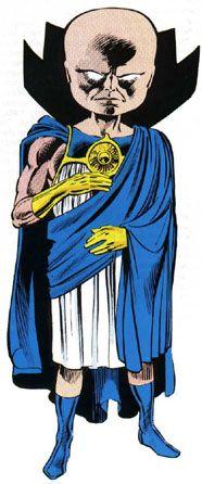 Uatu the Watcher - Monitor of Marvel Alternate Universes