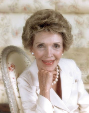 First Lady - Nancy Reagan