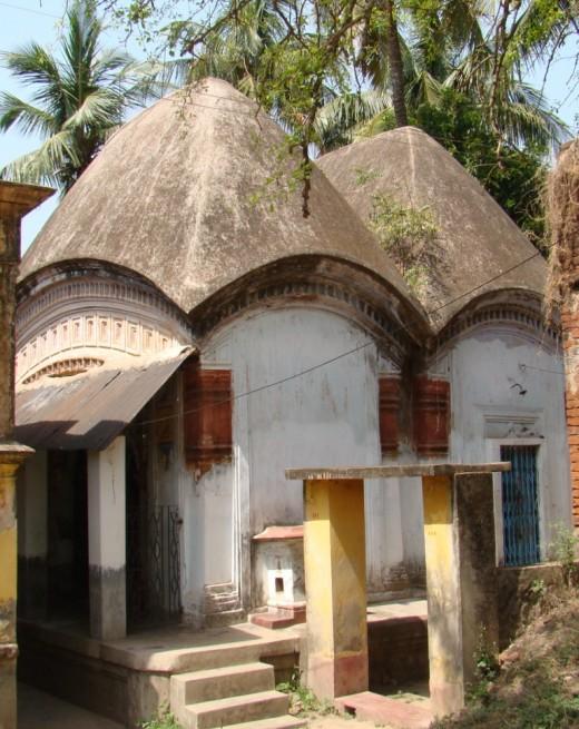 """""""JORBANGLA"""" Shyamsundar temple"""