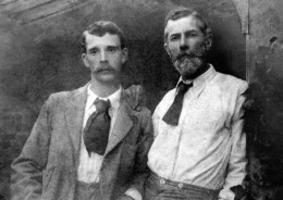 Edward Carpenter & George Merrill