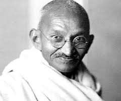 Mahatma Ghandi - Friends With Edward