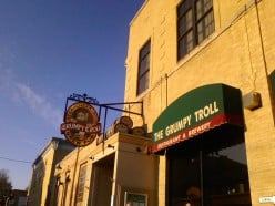 Cheap Date at the Grumpy Troll, Mt. Horeb, WI