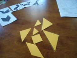 How to Use Tangrams and Other Shapes to Enhance Thinking Skills