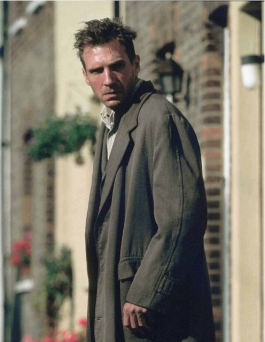 Ralph Fiennes as Our Protagonist