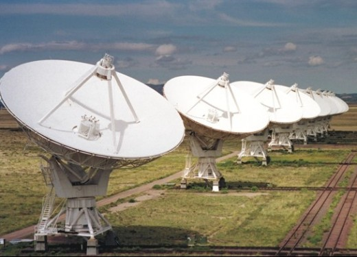 Very Large Array (VLA) in New Mexico