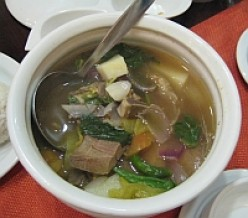 Sinigang: A Filipino Staple