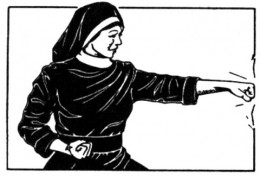 Nuns in Chicago have been trained in self defense by local Instructors.