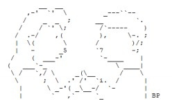ASCII Text Art for Sending a Thank You: Friendship Appreciation and Gratitude