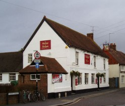 George & Dragon, Tarring, near Goring-by-Sea. (Edited) 'Licensed under the Creative Commons Attribution-Share Alike 2.0 Generic license.' See: http://en.wikipedia.org/wiki/File:TarringHighStreet.JPG