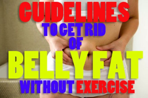Exercises to get rid of belly fat fast