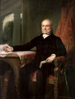 Biography of President John Quincy Adams