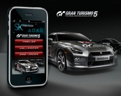 An example of a mobile branded channel.