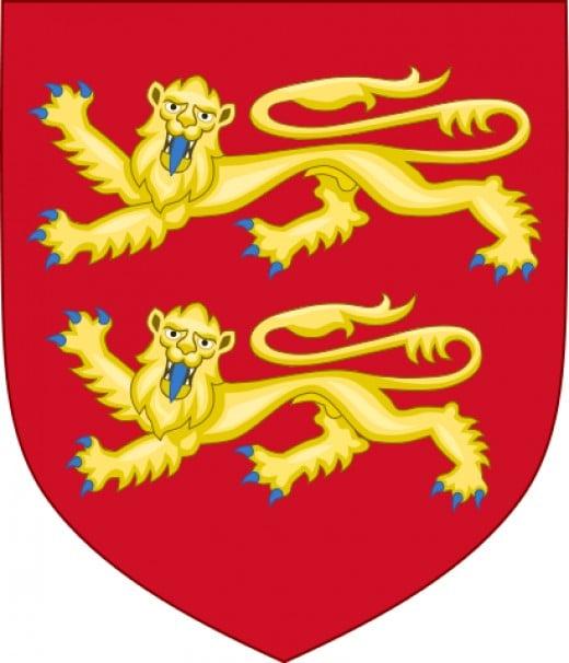 Coat of Arms of Duke William