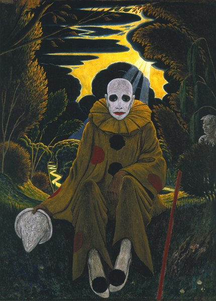 Clown E. Maginault 1910