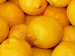 Use lemons a variety of ways.