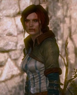 Witcher 2 Where is Triss Merigold?