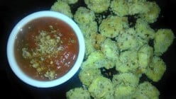 Recipe for Toasted Ravioli / Oven Fried Tortellini: Party Food