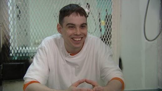 Convicted murderer Michael Perry.