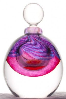 Fancy perfume bottles or atomizers are a nice treat in themselves!
