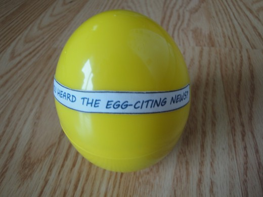 Have You Heard the Egg-citing News?