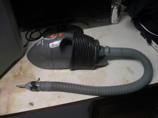 Blower Vacuum