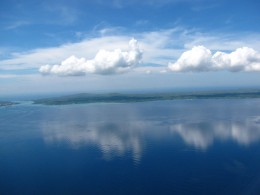 Strangford Lough on a still day