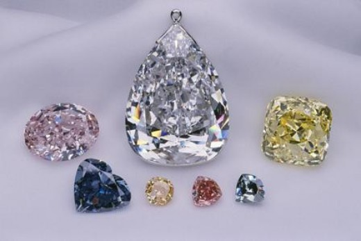 The Millennium Diamond Collection