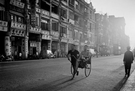 Hong Kong in the 50's