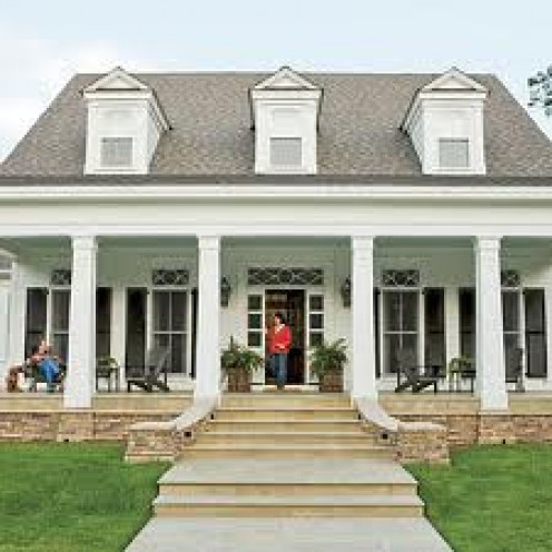 I LOVE THE ARCHITECTURE OF SOUTHERN HOMES. THEY ARE LOVELY AND STATELY IN THEIR DESIGN.