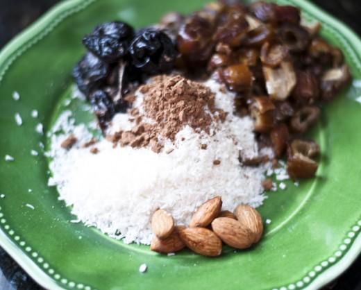 Almond Joy Larabar Ingredients