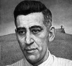 "J.D. SALINGER, AUTHOR OF ""A CATCHER IN THE RYE."""