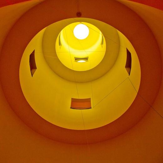 Circular skylight