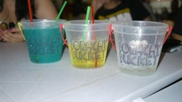 Happy Hour Boracay Bucket 5 to 6 pm!