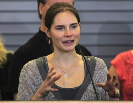 Amanda Knox, The young woman fighting for her freedom.