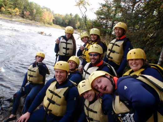 White Water Rafting - Budget Adventures