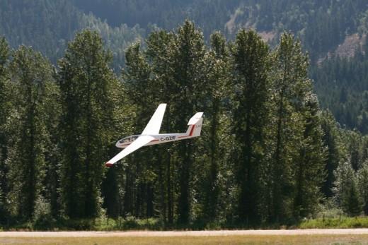 Glider Flight in Pemberton, BC - Budget Adventures