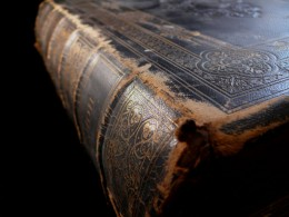 The Bible is an ancient book full of ancient wisdom. A little knowledge goes a long way! All images public domain