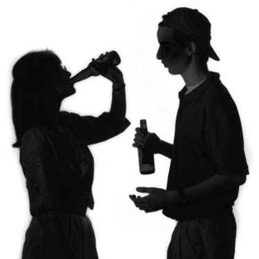 Alcohol use in children