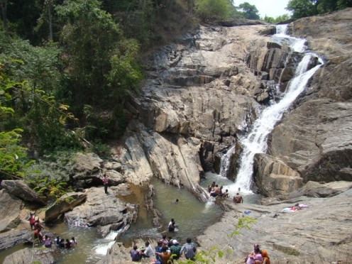 Kanthan Para falls
