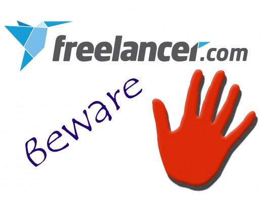 Beware of Fraud Freelancers