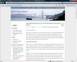 How to Find Book Review Writing Jobs