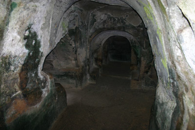 The Grotto at Cumae