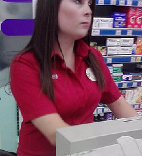"""""""When will this storm end?"""" says this pretty cashier who took this job fresh out of high school. That was 15 years ago and she hasn't seen a raise. Or a promotion."""